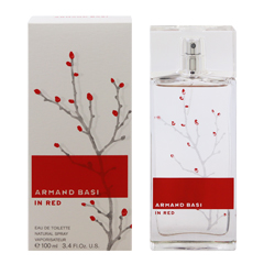 インレッド EDT・SP 100ml IN RED EAU DE TOILETTE SPRAY
