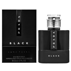 ルナロッサ ブラック EDP・SP 50ml LUNA ROSSA BLACK EAU DE PARFUM SPRAY