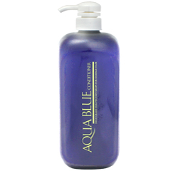 アクアブルー コンディショナー 980ml AQUA BLUE CONDITIONER HIGH GRADE PROTEIN KEEPS FOR DAMAGE HAIR
