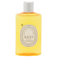 キーズ シャンプー F 275ml KEYS SHAMPOO F FOR NATURALLY CURLY AND FRIZZY HAIR