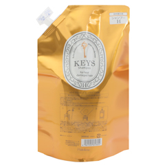キーズ シャンプー H 詰替用 1200ml KEYS SHAMPOO H FOR HEAT DAMAGED HAIR